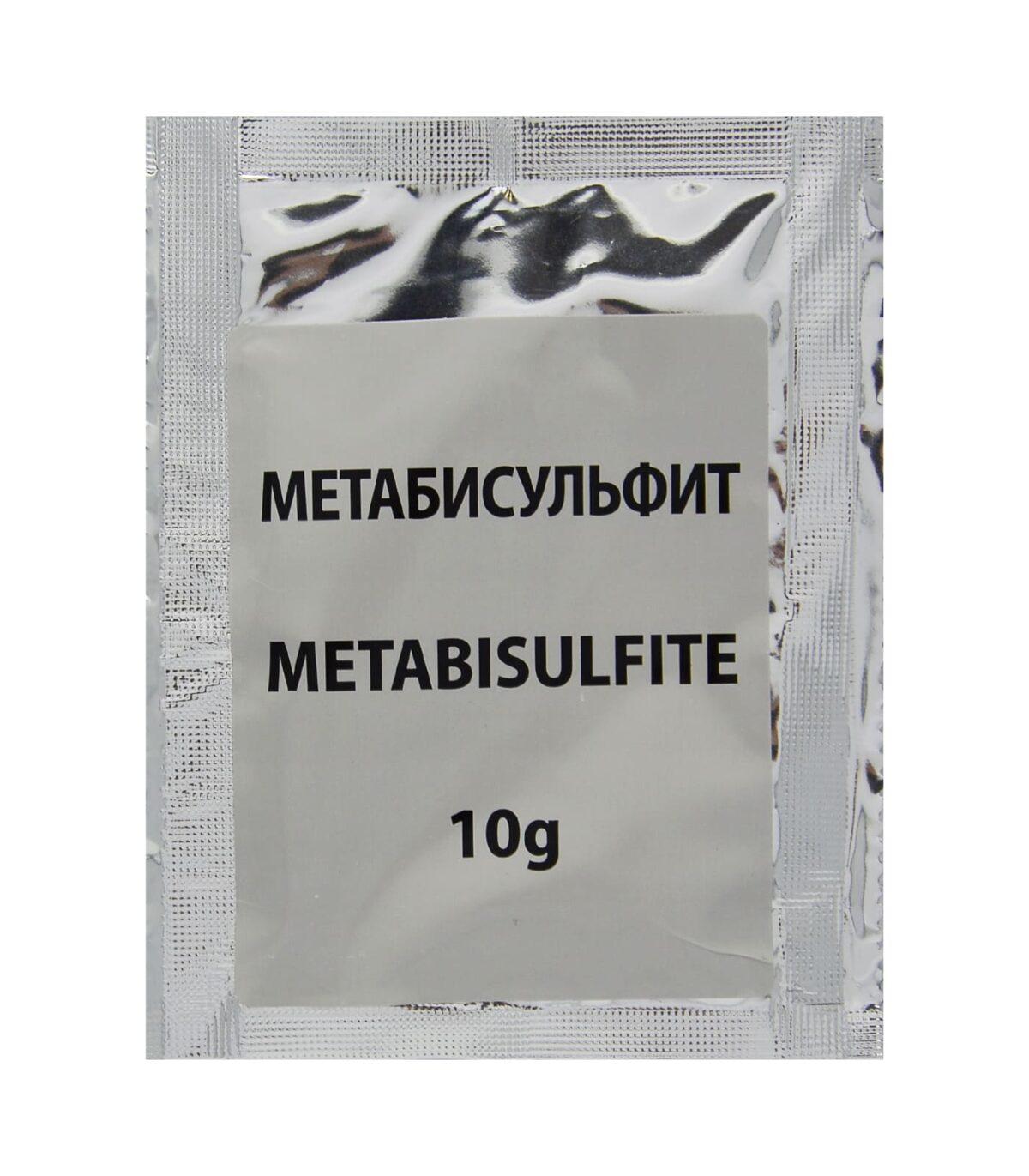 Метабисульфит калия