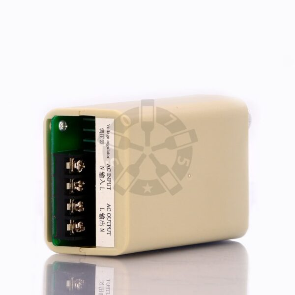 Регулятор напряжения 4кВт (белый)