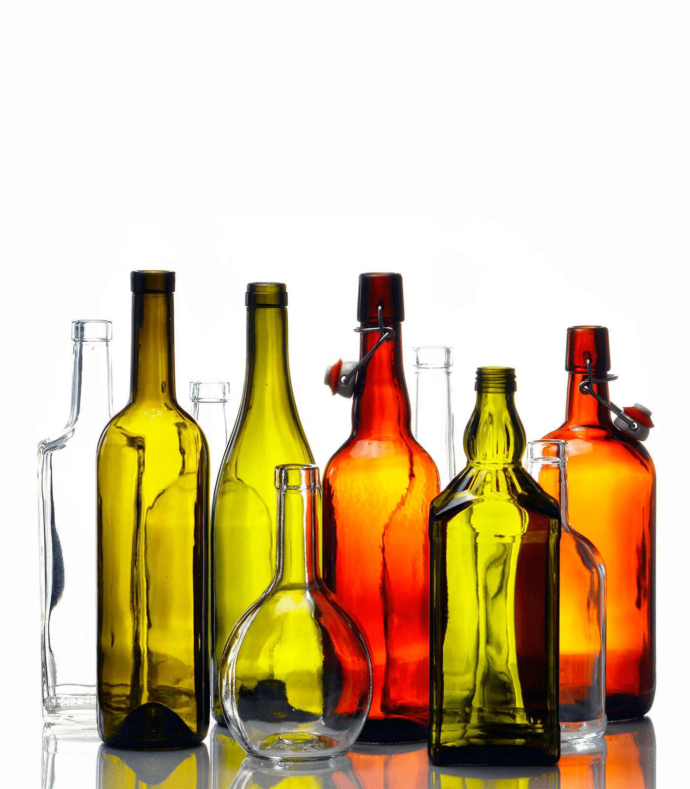 Бутылки