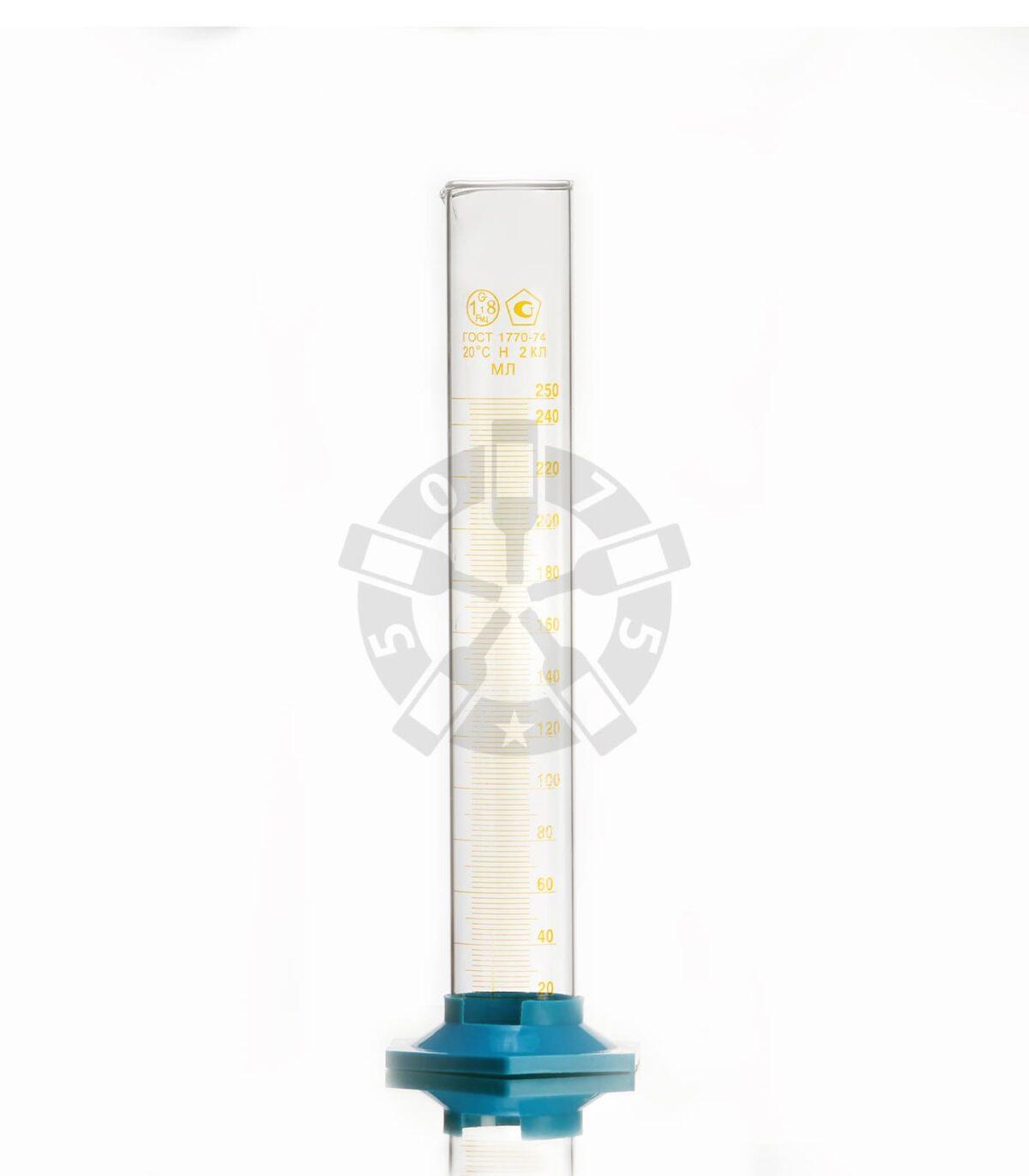 Мерный цилиндр, 250 мл