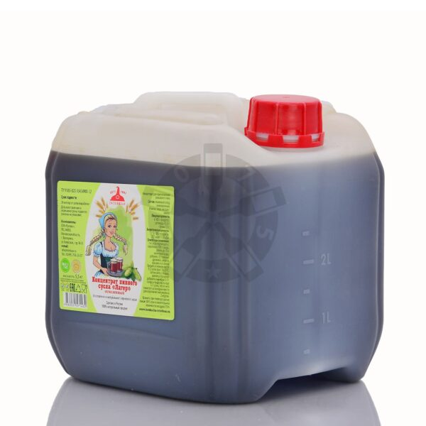 Концентрат пивного сусла ЛАГЕР канистра 5,5 кг