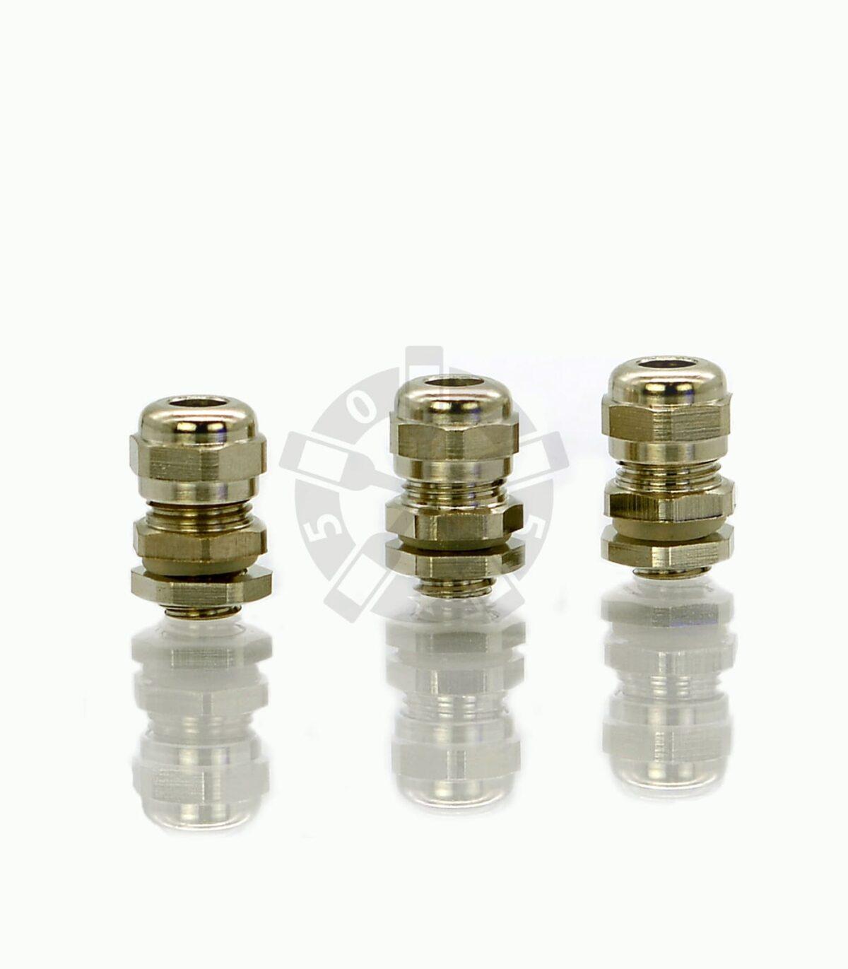Нипель МАЛЕНЬКИЙ (для монтажа цифр. термометра Диапазон от 2 до 4 мм), с силиконовой прокладкой