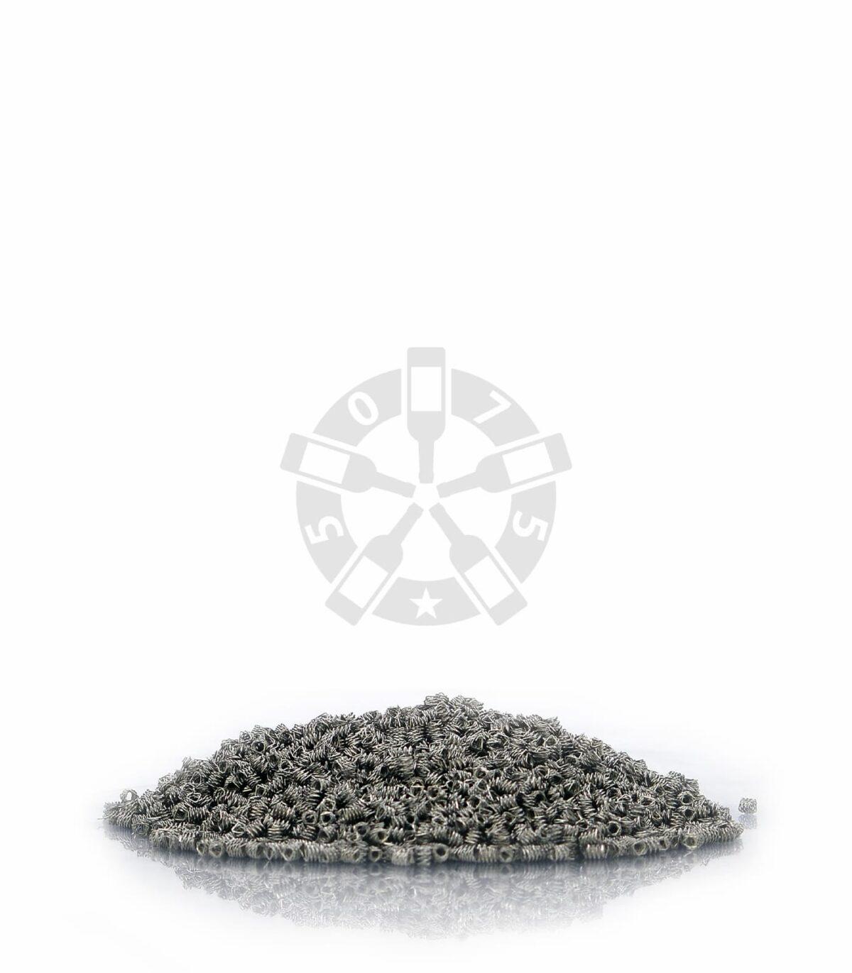 Спирально призматическая насадка СТАЛЬ 0.25 мм, 3.5х3.5 мм (ГОСТ) 1 кг