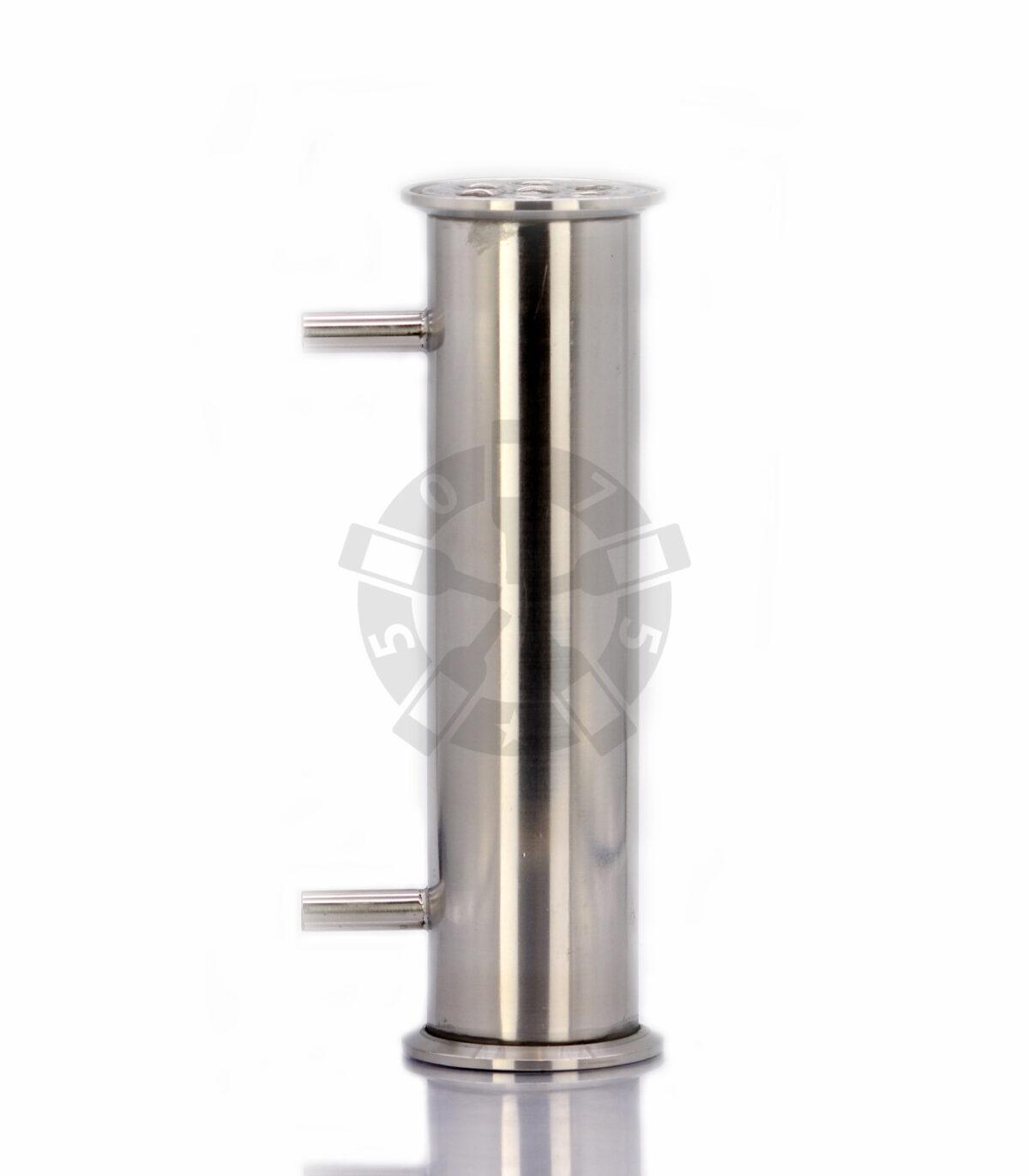 Дефлегматор трубчатый (7 ниток,12 мм, длина 20 см, выход 10 мм)