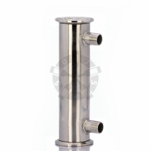 Дефлегматор трубчатый (7 ниток,12 мм, длина 20 см, выход 1/2)