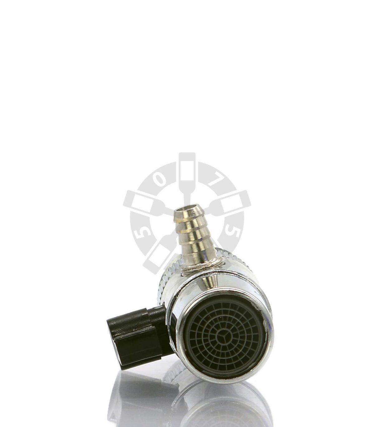 Дивертор, штуцер 7,9 мм с металл.переходником (Ёлочка)