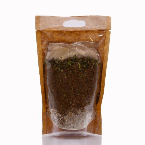 Освежающий, с мятой (светлый) КВАС. Набор для приготовления напитка. Pack