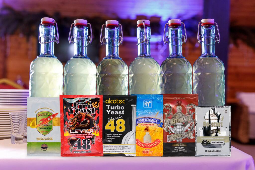 Спиртовые дрожжи: разновидности, особенности, подбор